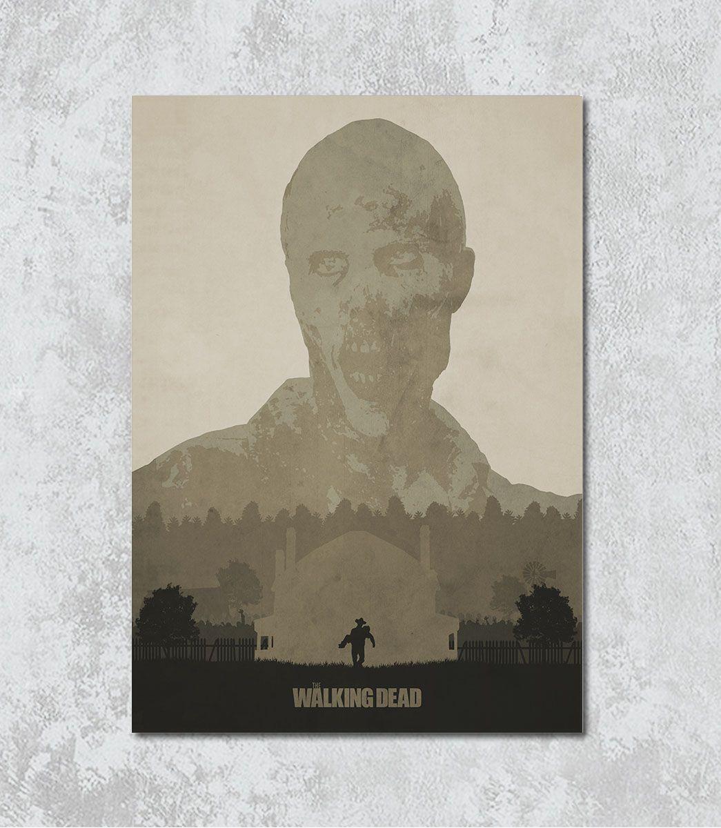 Decorativo - The Walking Dead 2