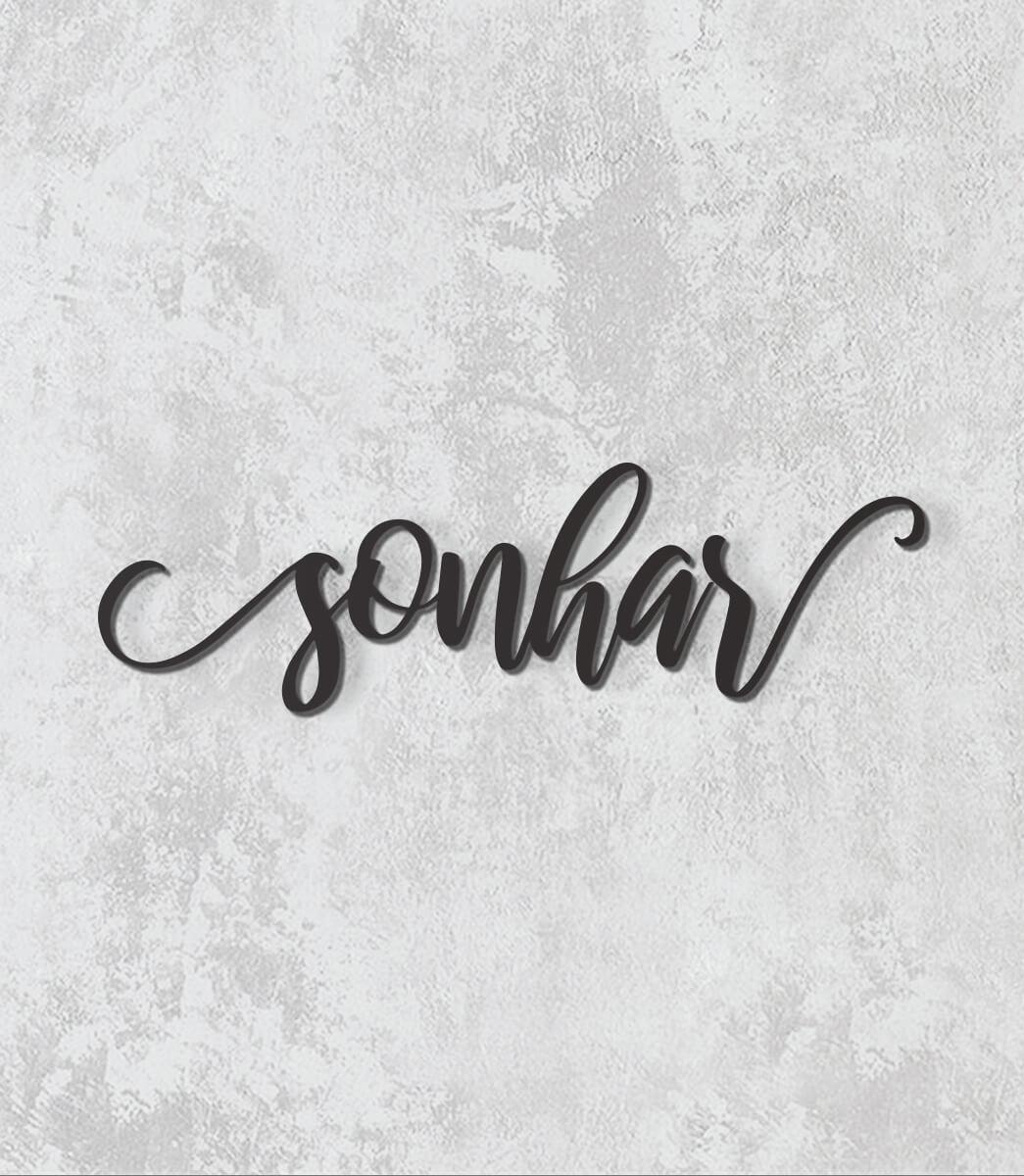 Palavras de parade - Sonhar