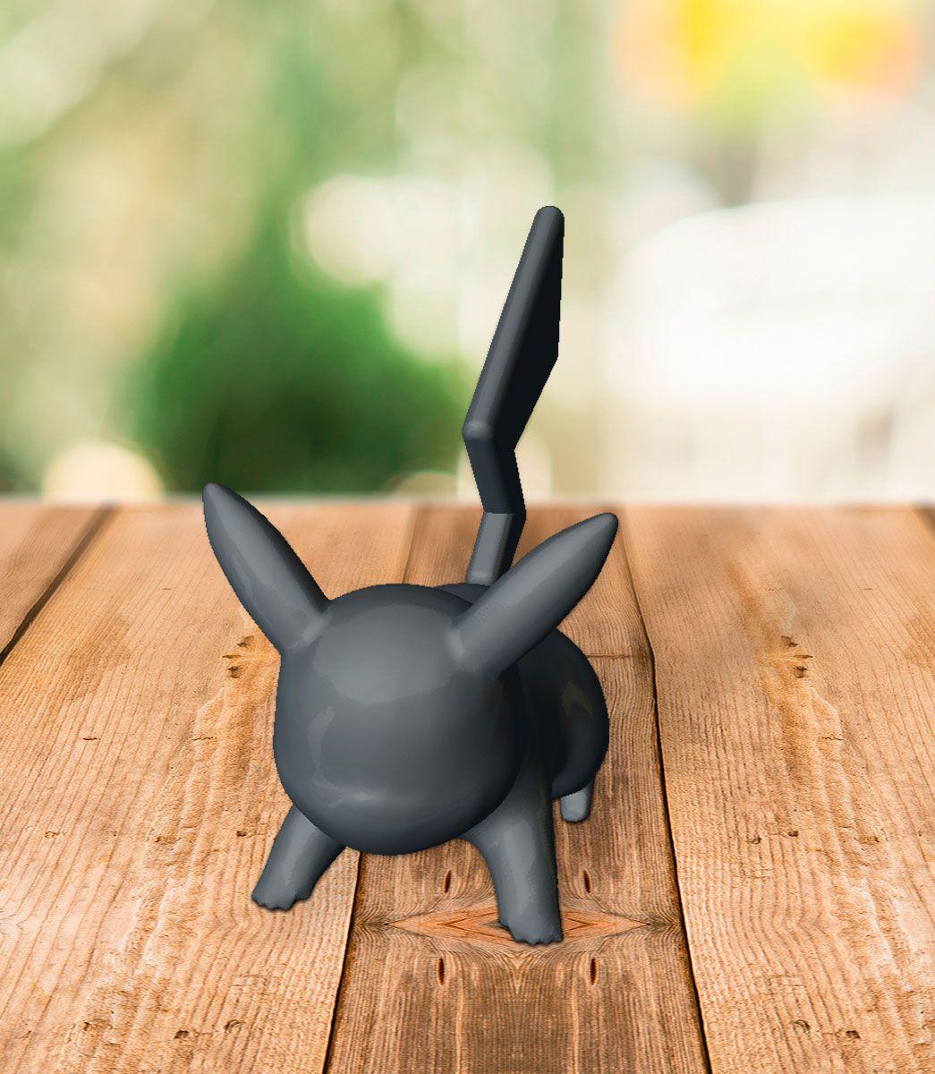 Pikachu porta vaso