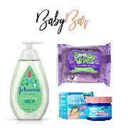 Kit Vapor Bath Johnsons + Vick Baby Rub + Boogie