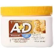 A+d Prevent  454gr - Pomada Prevenção Assaduras
