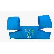 Boia Infantil  Colete Azul - Ecoeplay