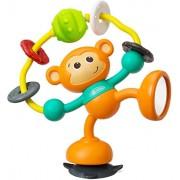 Brinquedo Interativo Macaco de Atividades com Sucção na Base - Infantino