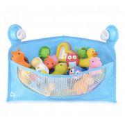 Cesta Organizadora de Brinquedos de Banho Azul - Munchkin