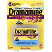 Dramamine For Kids - Para Nausea E Enjoos 2-12 Anos