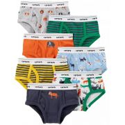 Kit 7 Cuecas Menino Dog - Carters