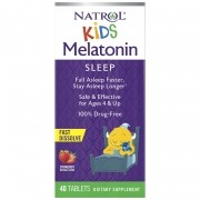 Melatonina  1mg (40Tabs)  Kids - Natrol