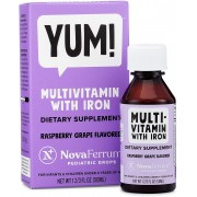 Nova Ferrum Multivitamin with Iron for Infants and Toddlers