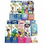 Pastilhas  Bathtub Fizzies Coloridas - Disney