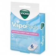 Refil Vapor Pads para Vaporizador - Vicks