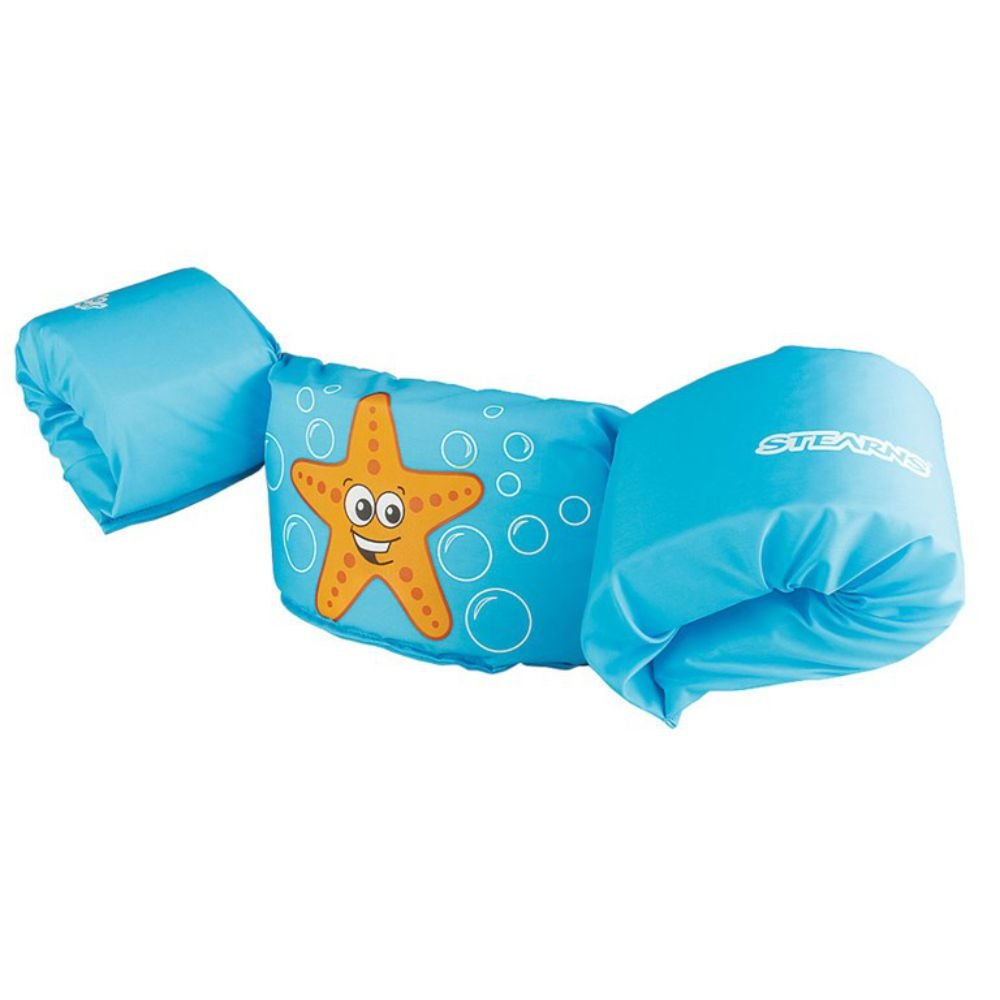 Boia Infantil Puddle Jumper Colete Azul  - Coleman