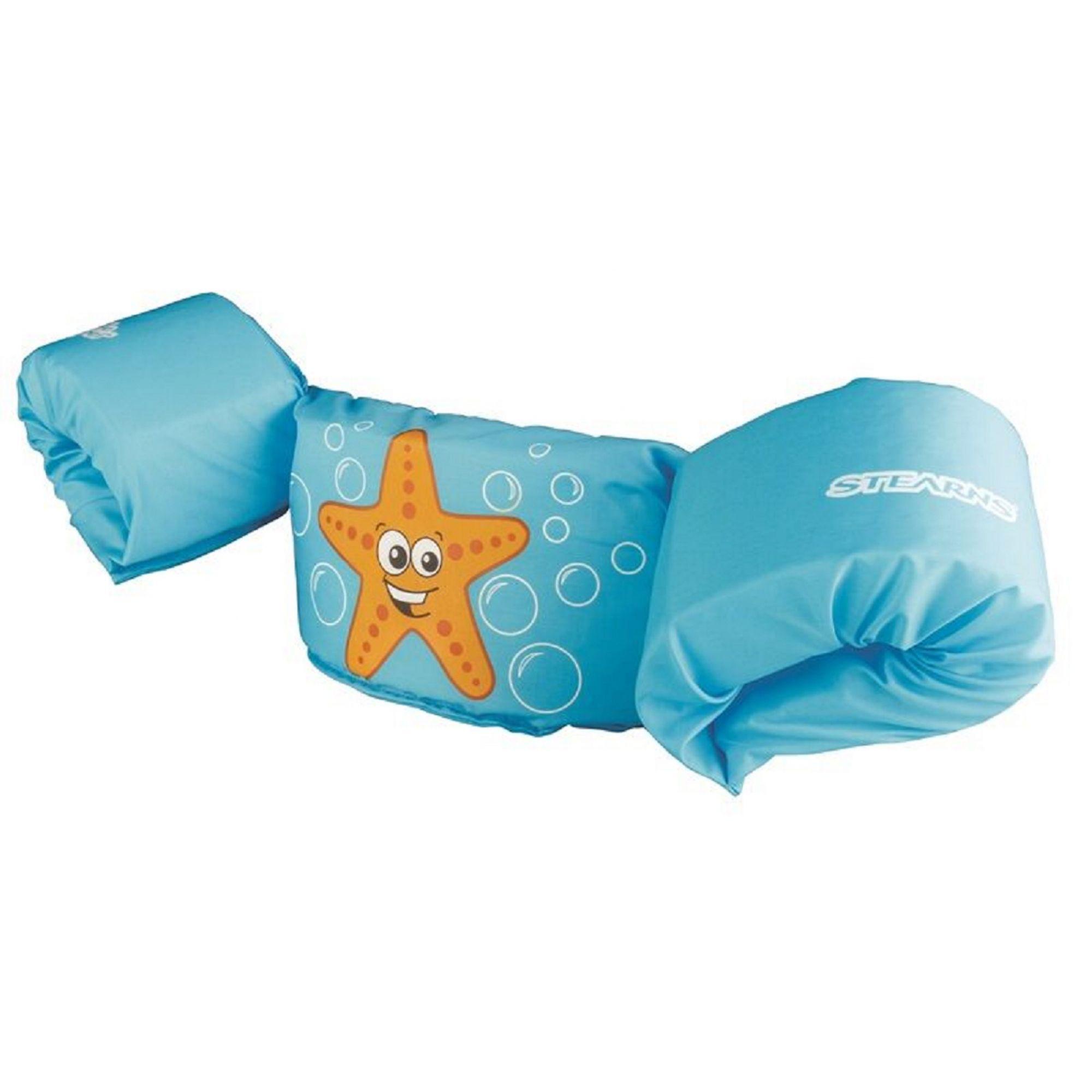 Boia Infantil Puddle Jumper Colete Estrela Azul  - Coleman