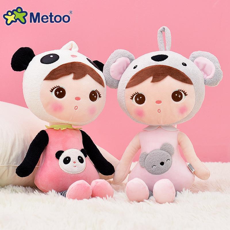 Boneca Metoo Jimbao Panda - Metoo