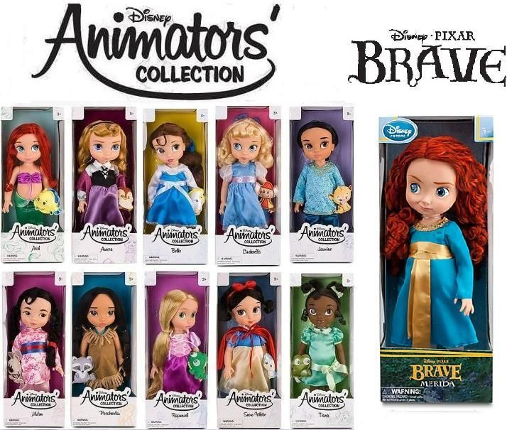 Boneca Disney Animators' Collection Doll