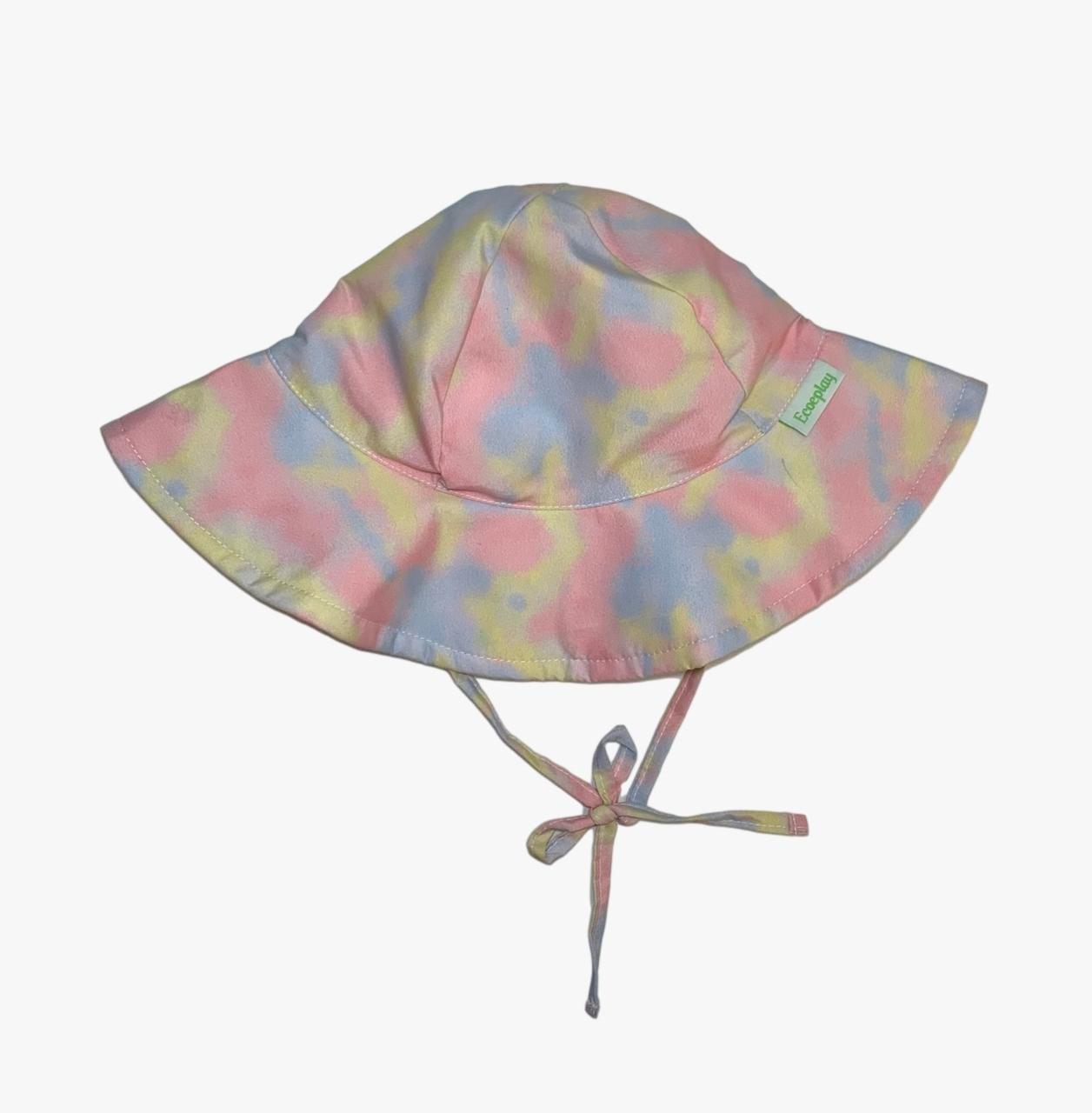 Chapéu Banho Piscina e Mar Tie Dye - Ecoeplay