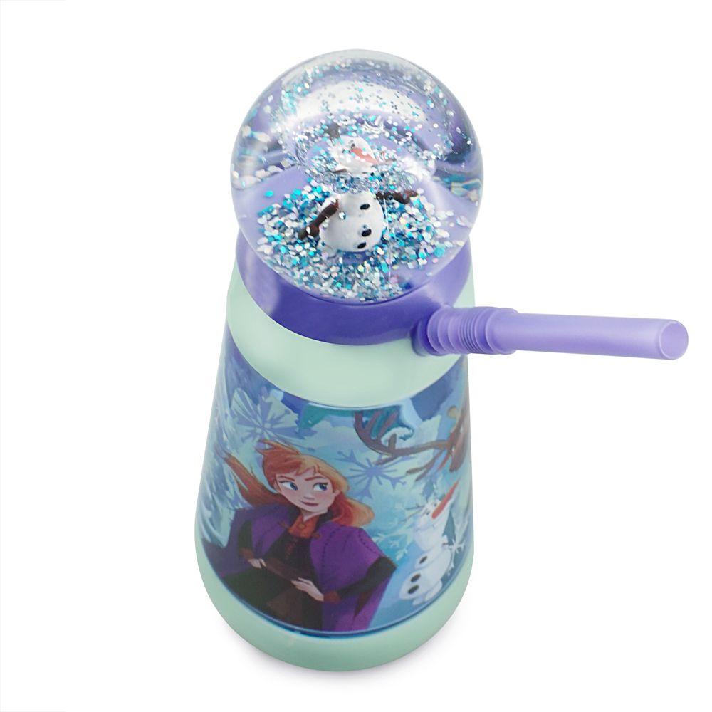 Copo De Treinamento Disney Snowglobe Frozen 12M+ 230ML
