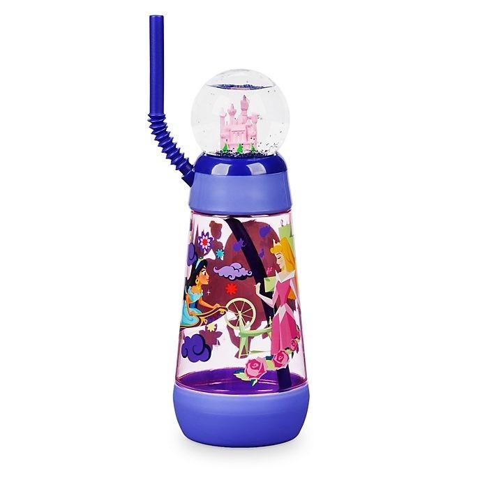 Copo De Treinamento Disney Snowglobe Princesas 12M+ 230ML