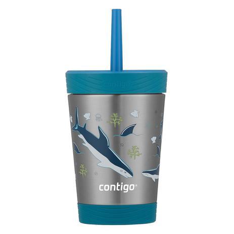 Copo Térmico Tubarão 384ml  - Contigo