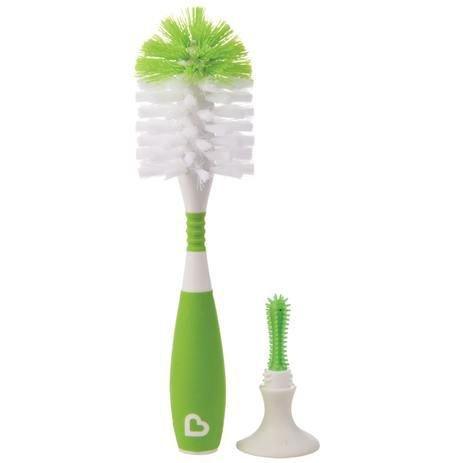 Escova para Limpeza de Mamadeiras e Bicos  - Munchkin