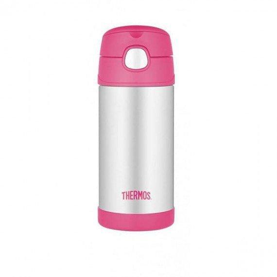 Garrafinha Térmica Funtainer Pink - Thermos