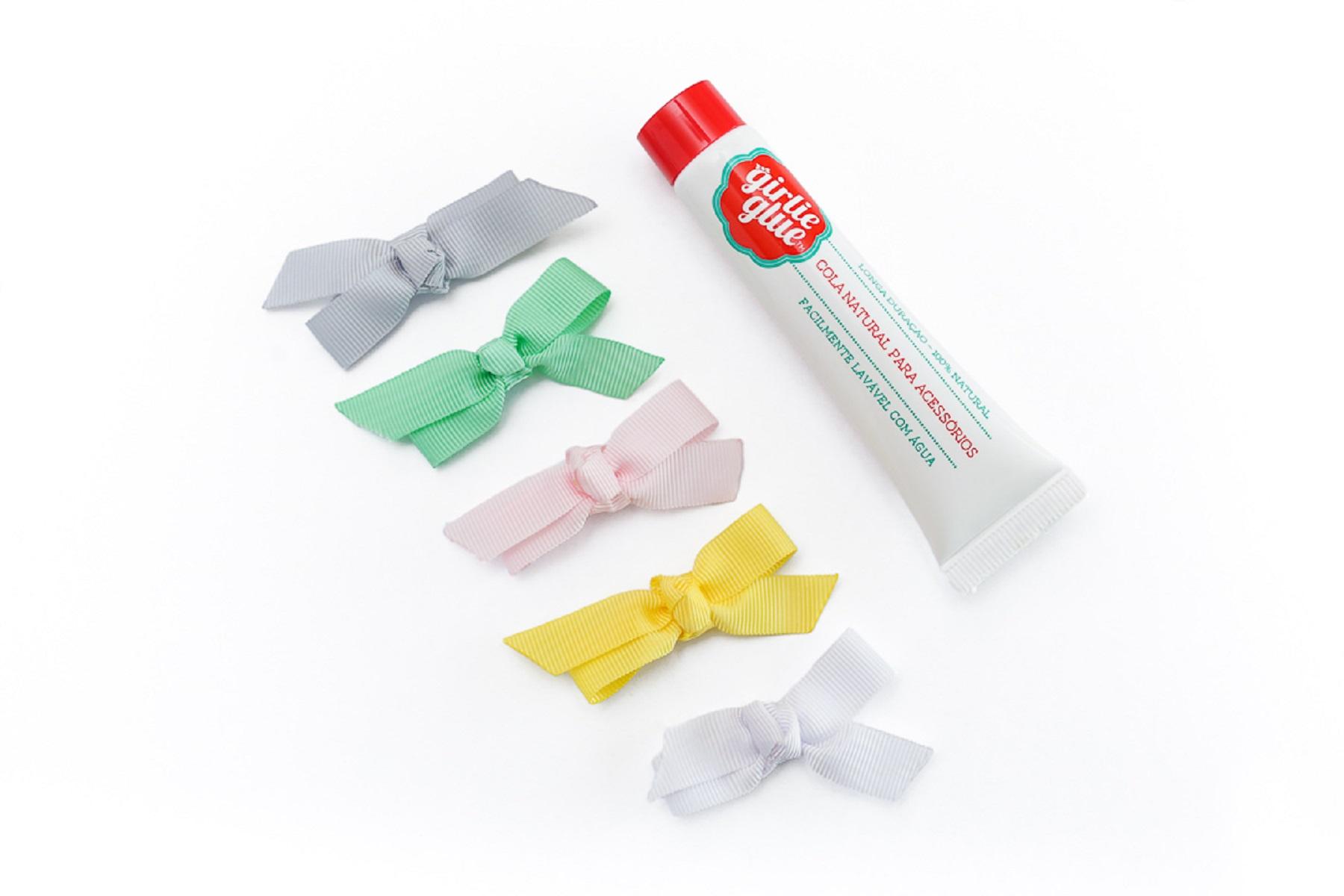 Girlie Glue + Laços Sortidos