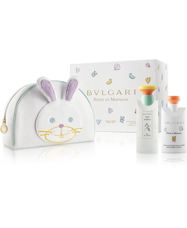Kit  Perfume Petits Et Mamans Unissex Infantil - Bvlgari