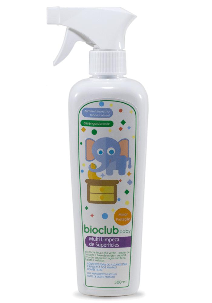 Limpeza de Superfícies 500ml - BioClub Baby