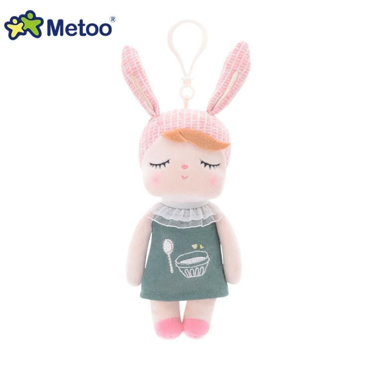 Mini Metoo Angela Retro Bear Verde  - Metoo