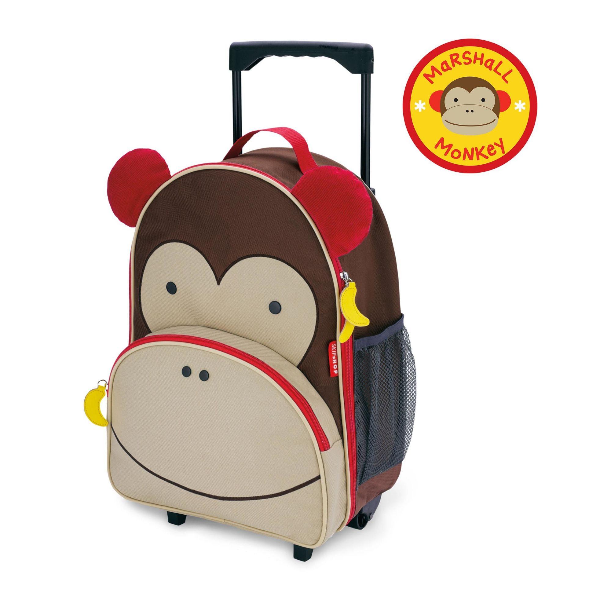 Mochila de Rodinha Zoo Macaco - Skip Hop