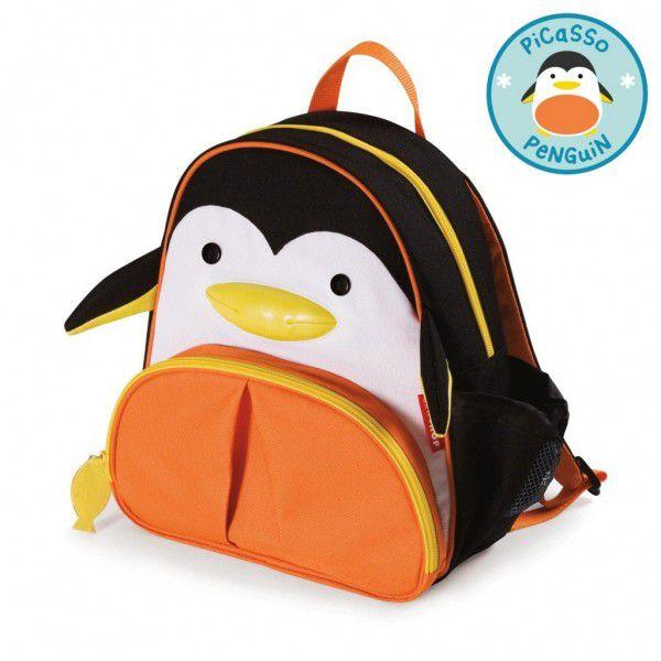 Mochila Zoo Bicho Pinguim - Skip Hop