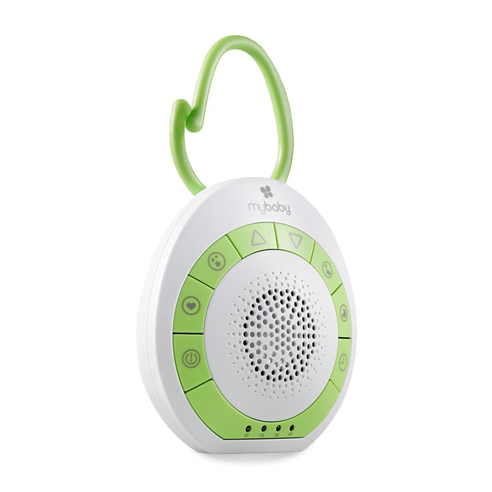 MyBaby Soundspa On-The-Go - SONS BRANCO
