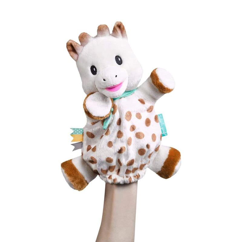 Nanina Fantoche Sophie La Girafe (Girafa Sophie) - Vulli
