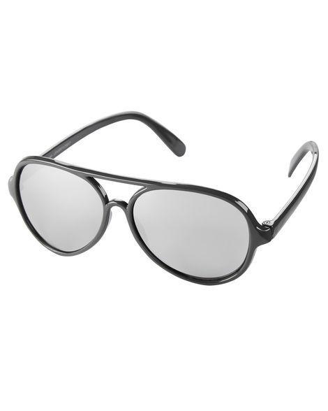 Óculos Infantil Unisex Preto - Carters