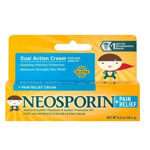 Pomada Bactericida / Alivio dor - Neosporin