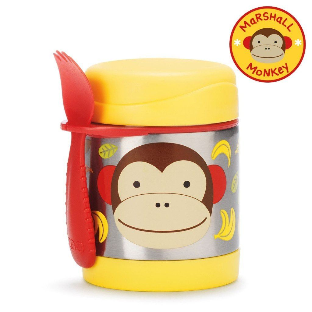 Pote Térmico Macaco Zoo  - Skip Hop