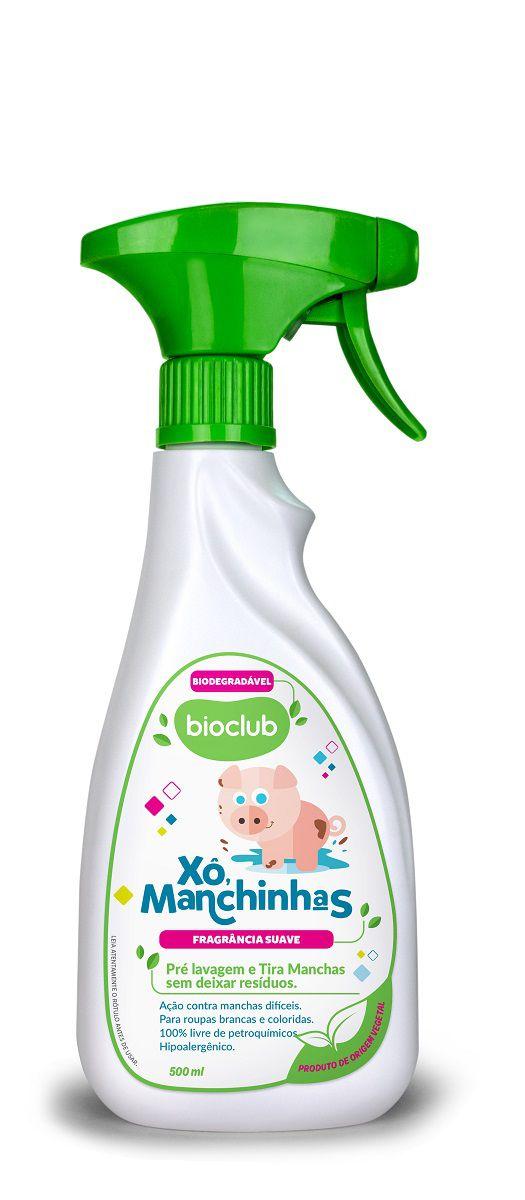 Pré-Lavagem e Tira Manchas 500ml - BioClub Baby