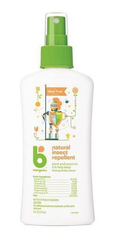 Repelente  Natural 177ml - BabyGanics