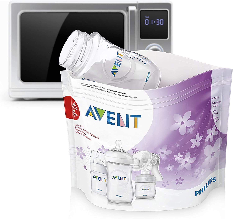 Sacos de Esterilização para Microondas - Avent Philips