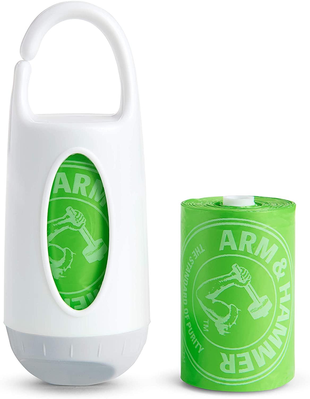 Suporte + Saco Neutralizador De Odores - Munchkin