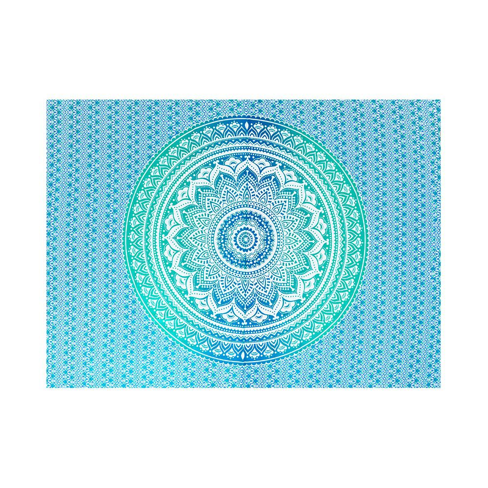 Bed Cover Casal King Mandala IV