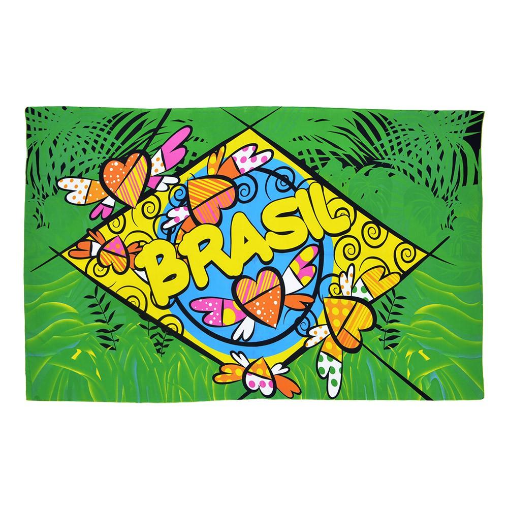 Canga Bandeira do Brasil II