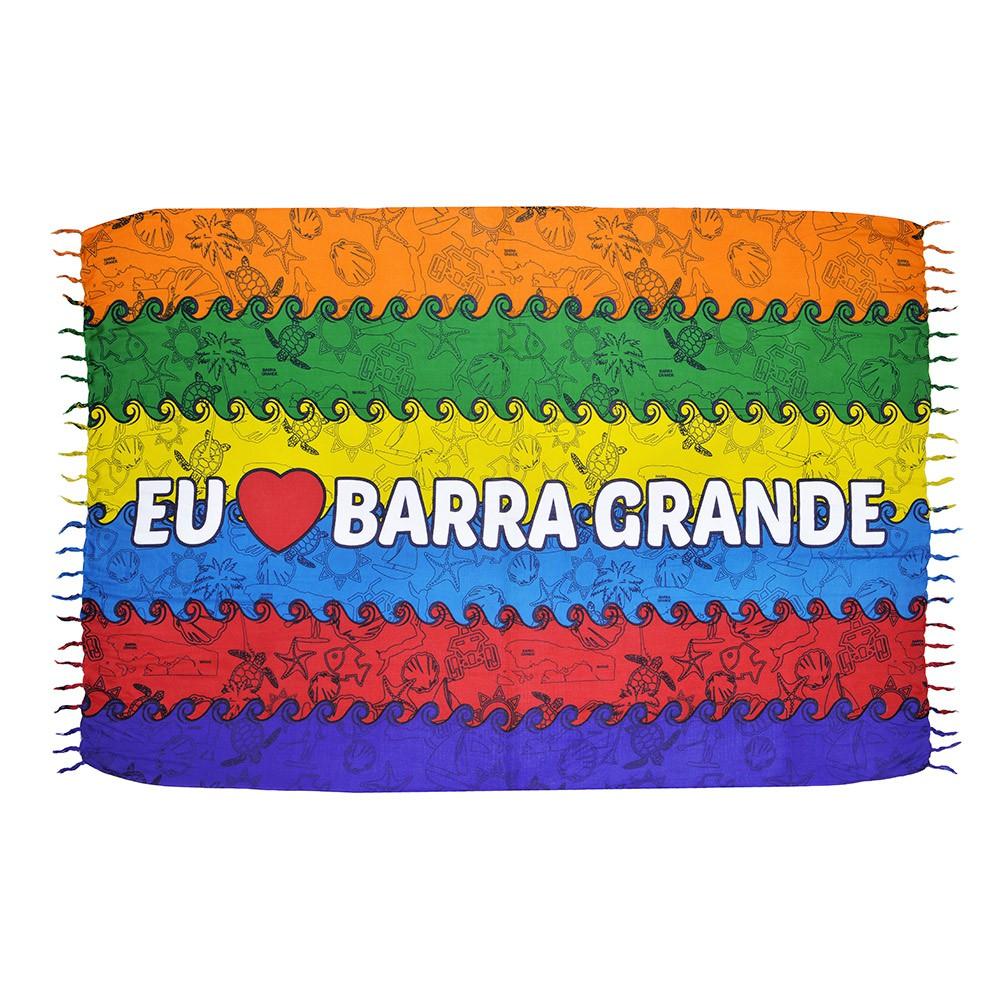 Canga Barra Grande I Love