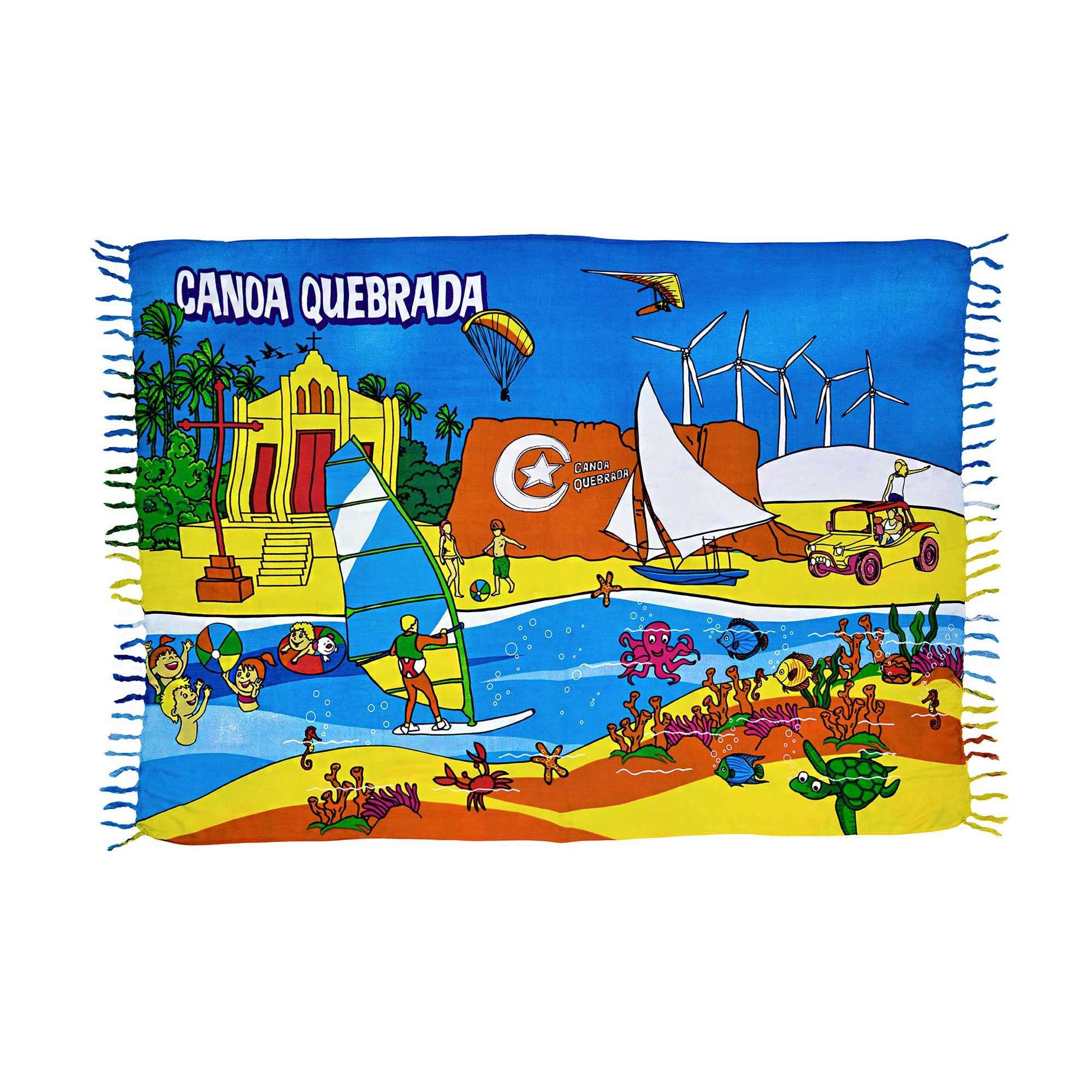 Canga Canoa Quebrada II