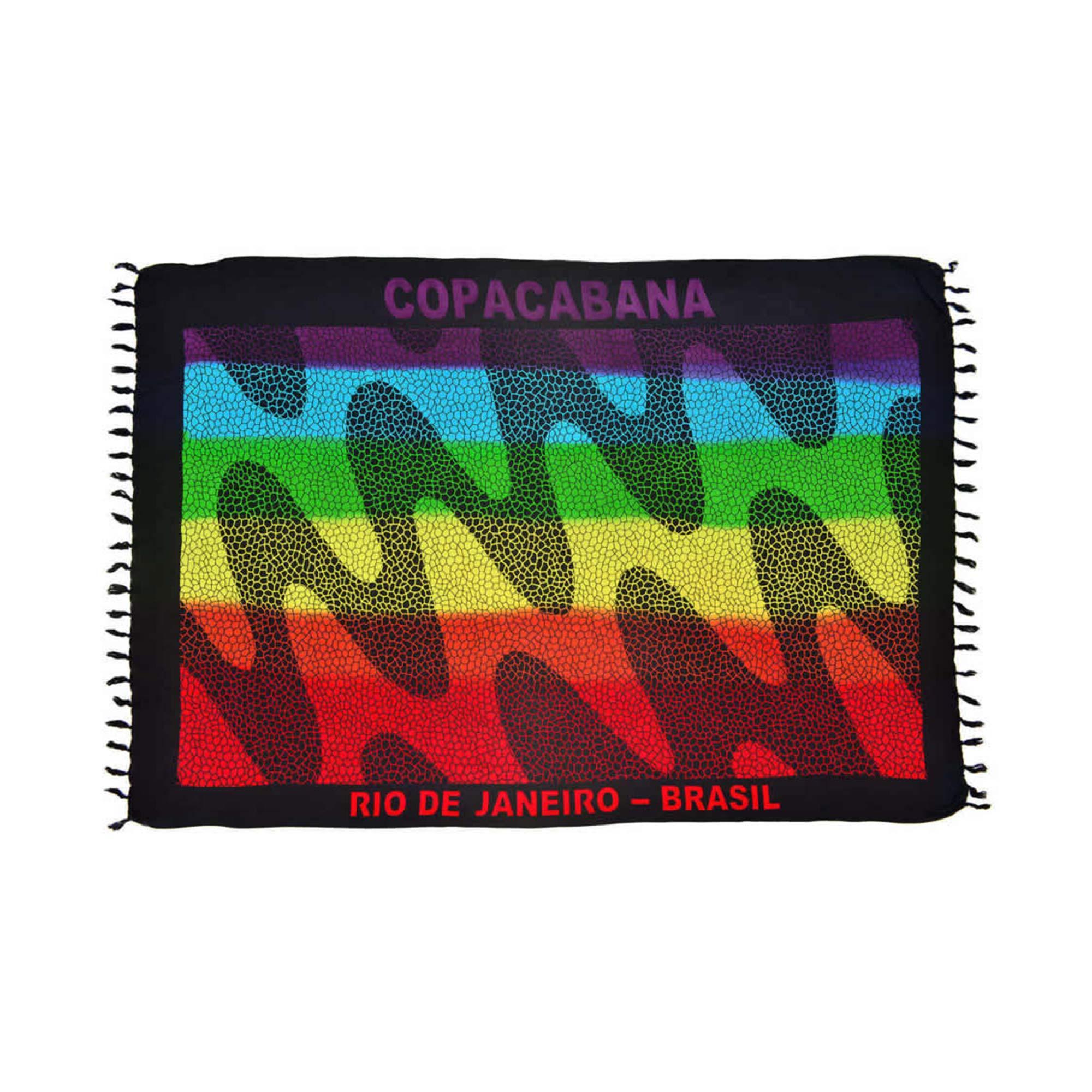 Canga Copacabana Rainbow