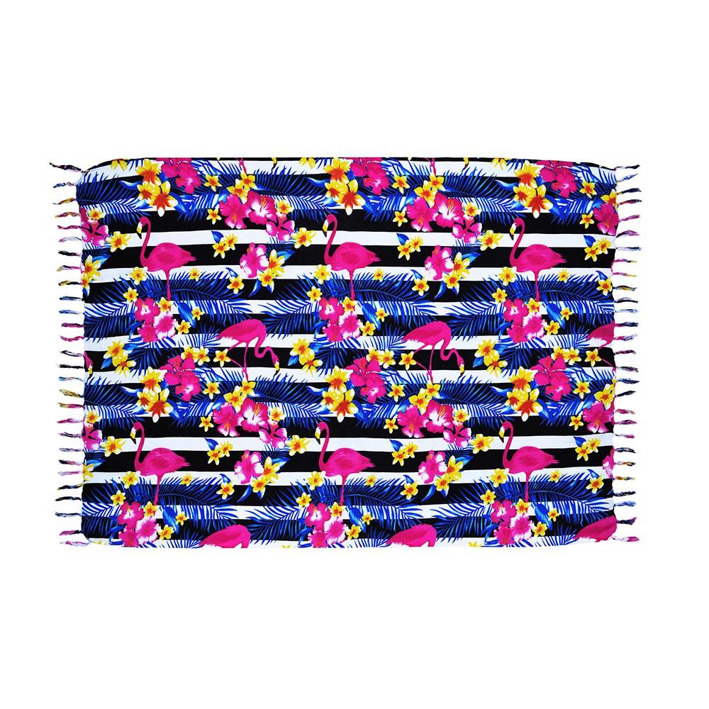 Canga Flamingo Garis