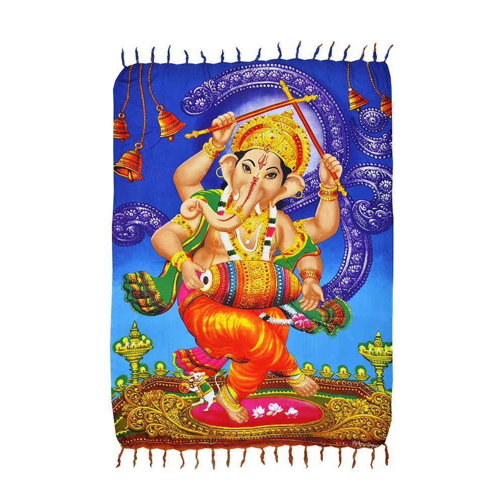 Canga Ganesha Dancing