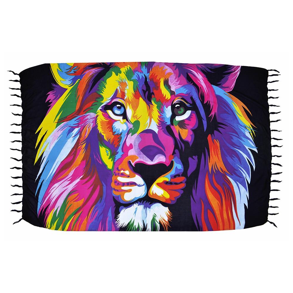 Canga Leão Color