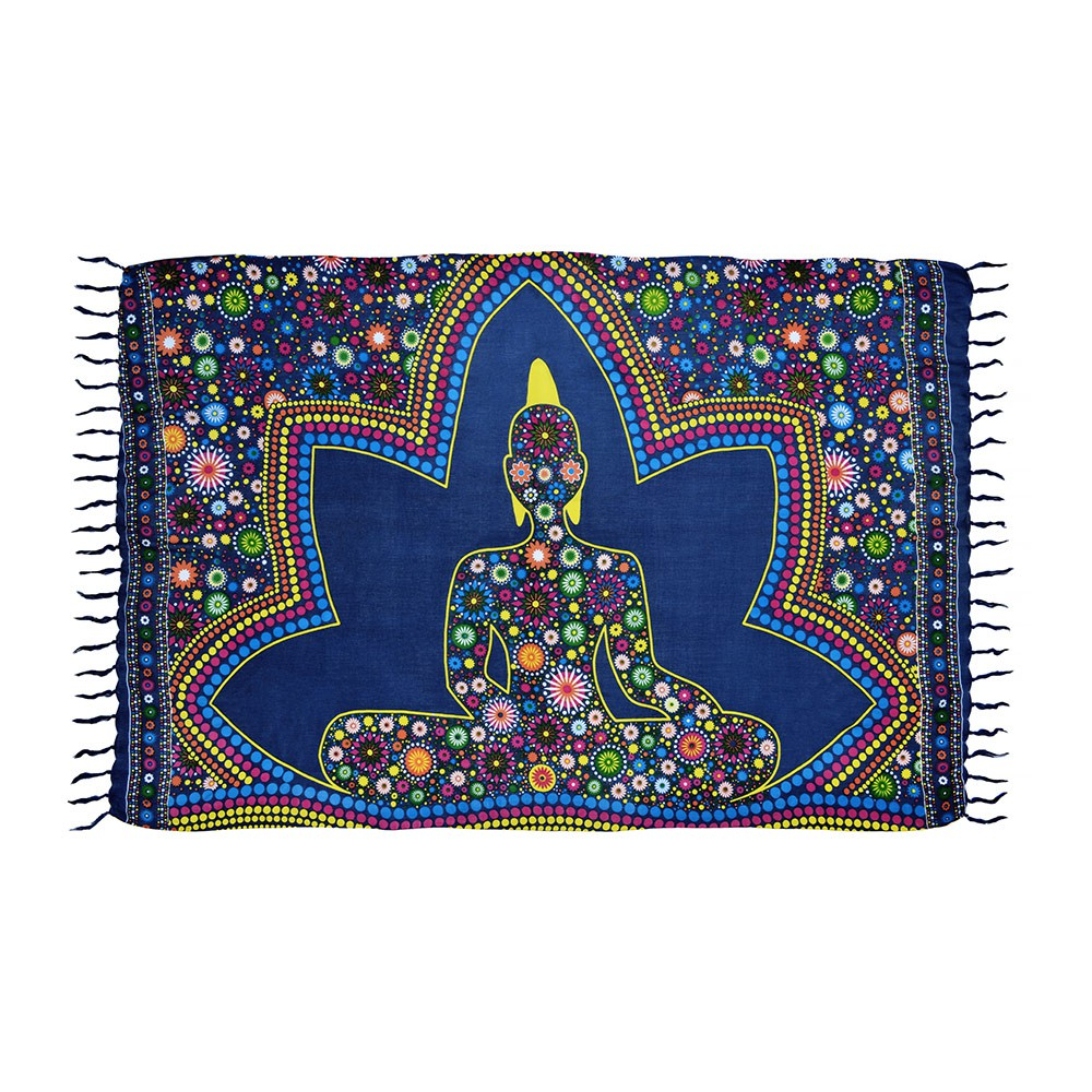 Canga Mandala Buda Sentado