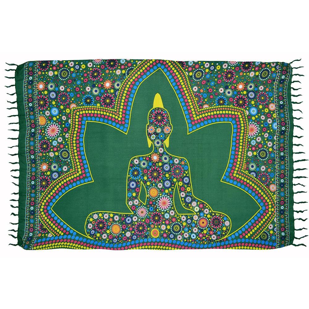 Canga Mandala Buda Meditação