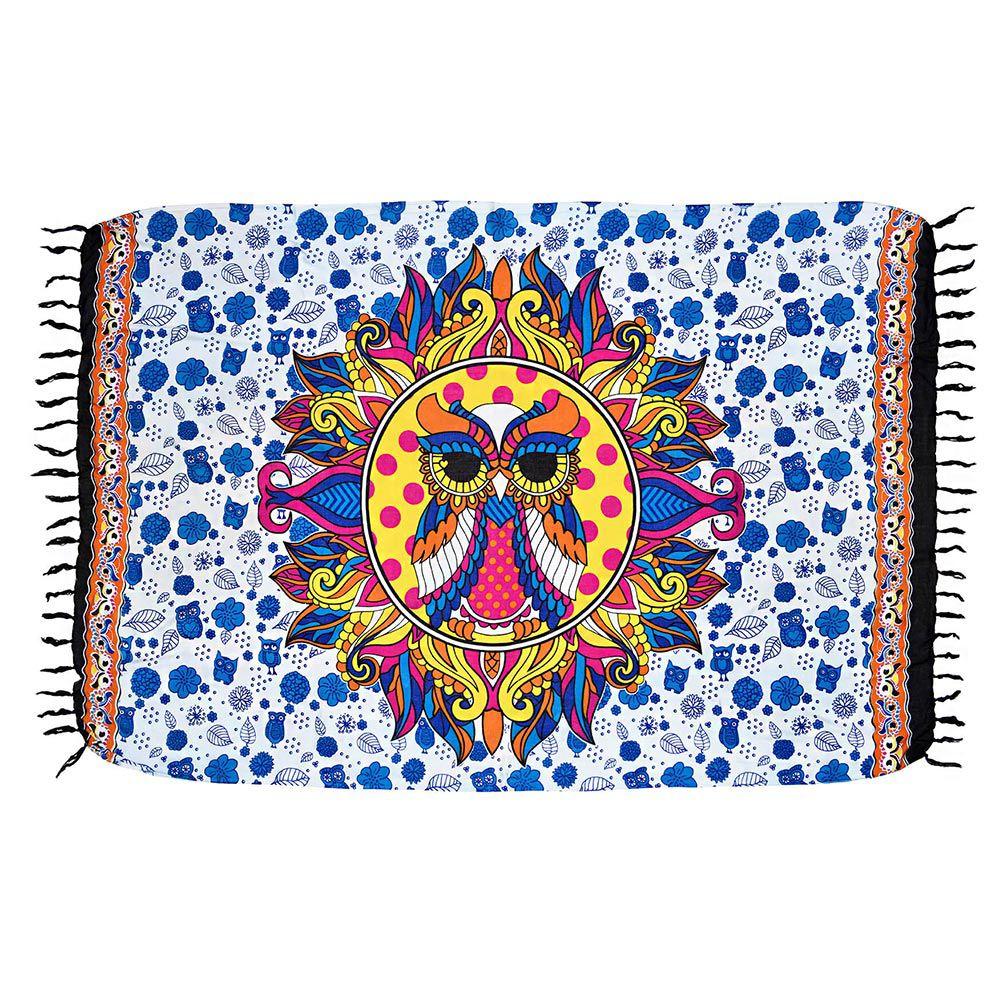 Canga Mandala Coruja
